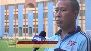Cựu thủ môn Nguyễn Văn Cường - Khi công việc và đam mê là một
