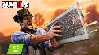 Купить, скачать игру и не поиграть? - ПК версия Red Dead Redemption 2 на RTX 2080 SUPER