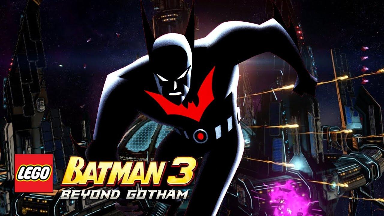 LEGO Batman 3: Beyond Gotham - New DLC Pack Revealed - YouTube