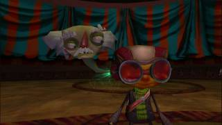 Psychonauts Meat Circus part 1 of 5