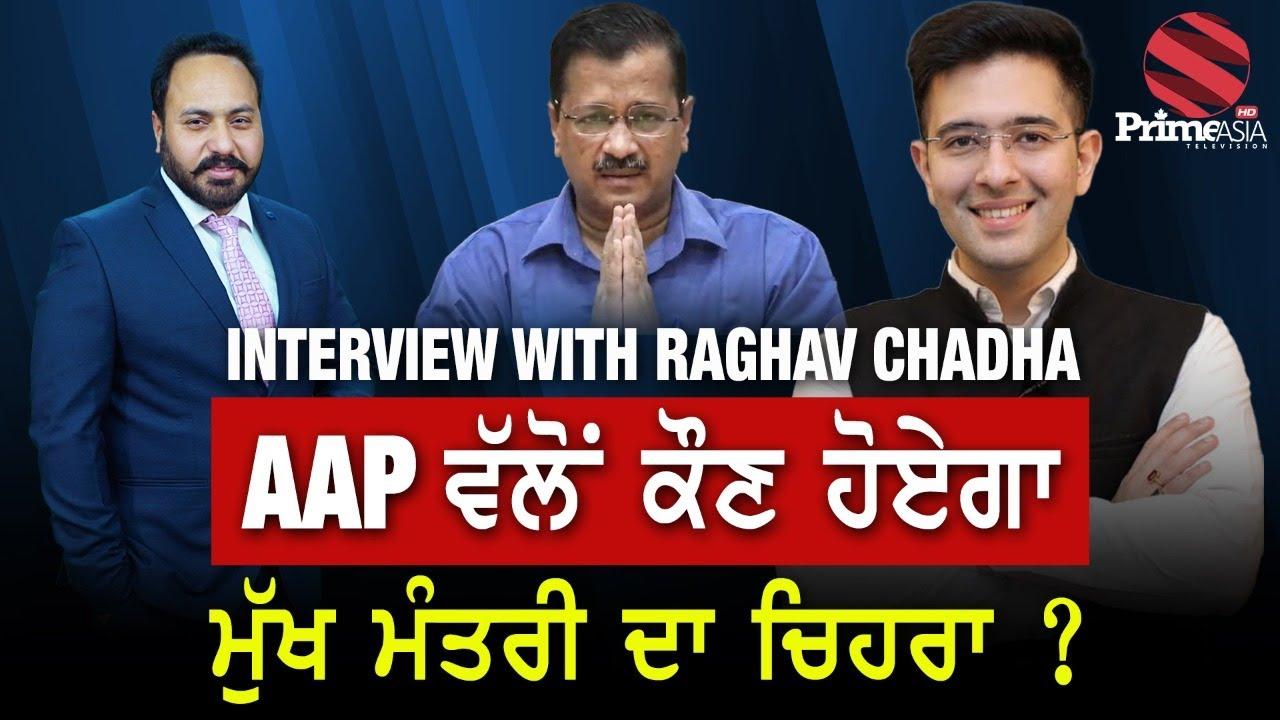 Prime Politics (30) || Interview with Raghav Chadha (Co-Incharge Punjab)