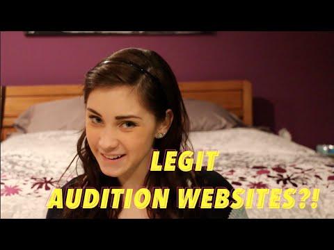 What are legit open casting call websites ?
