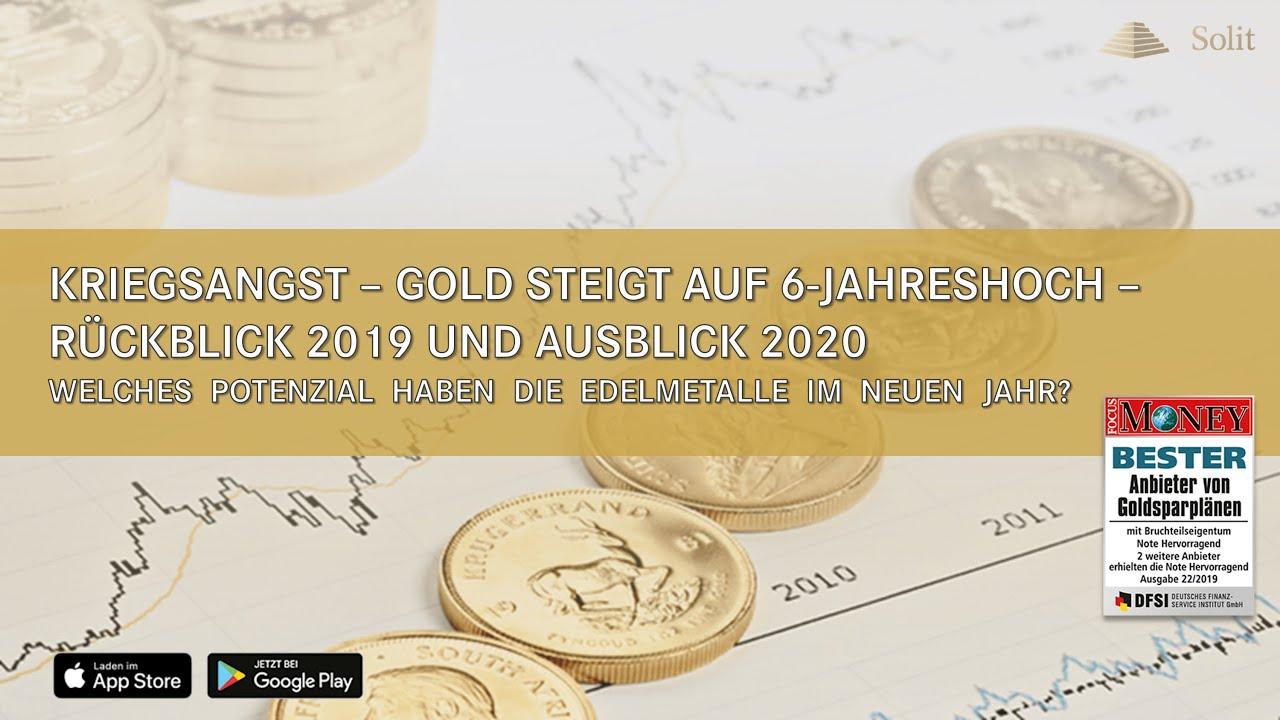 Gold Steigt