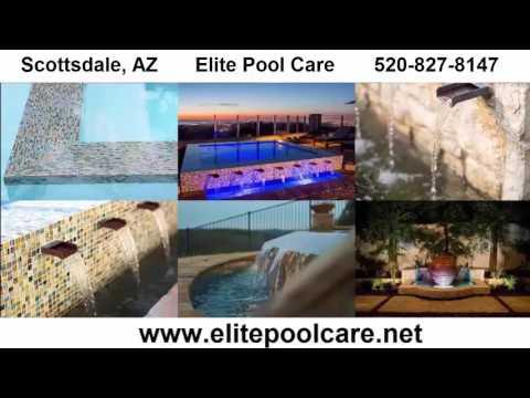 Swimming Pool Service Scottsdale Az 520 827 8147 Youtube