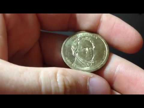 James Buchanan United States Dollar Coin