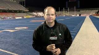 Fresno State at Boise State Football Recap