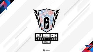 Russian Major League — Season 5 — Игровой день #6