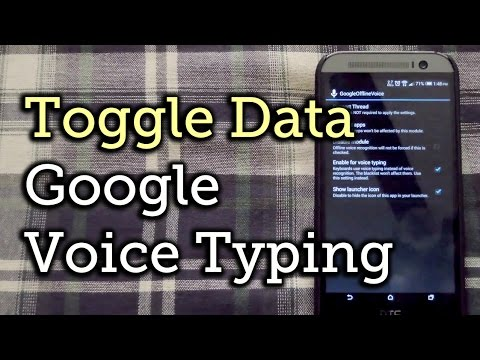 Force Google Voice Typing to Use Offline Mode (& Save Data) on