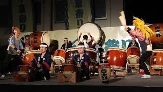 Huu   Khám Phá Nhật Bản : 愛知県立豊丘高校和太鼓部による演奏 No.4