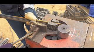 철근이렇게 확~.자동철근밴딩기