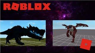 """Roblox """"Dragon Simulator"""" - New Dragon Game In Development"""