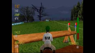 Equestrian Showcase (PS1) Boring? Or Hilarious? You Decide! [Playstation Project]