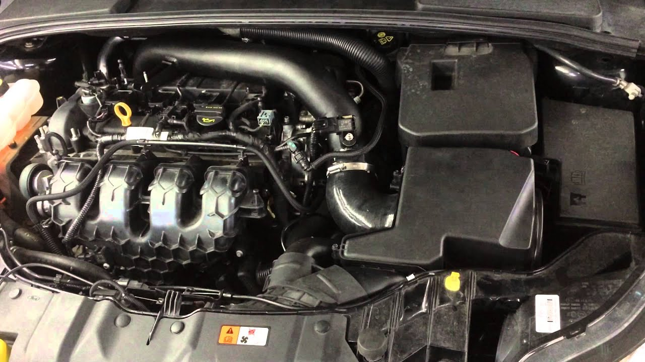 Focus St Cold Air Intake >> Ford Focus ST 250 MK3 Forge cold air intake - YouTube