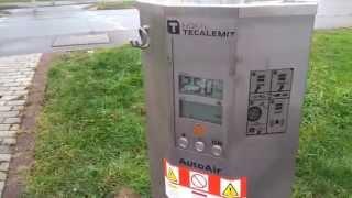 Fahrtipps: Reifendruck prüfen