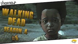 The Walking Dead 4 -  #05  - Jaký otec, takový syn..   Český Let's Play   Částečný překlad