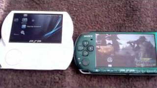 PSP Go vs PSP 3000