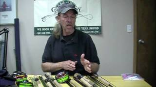 echo fly rod overview