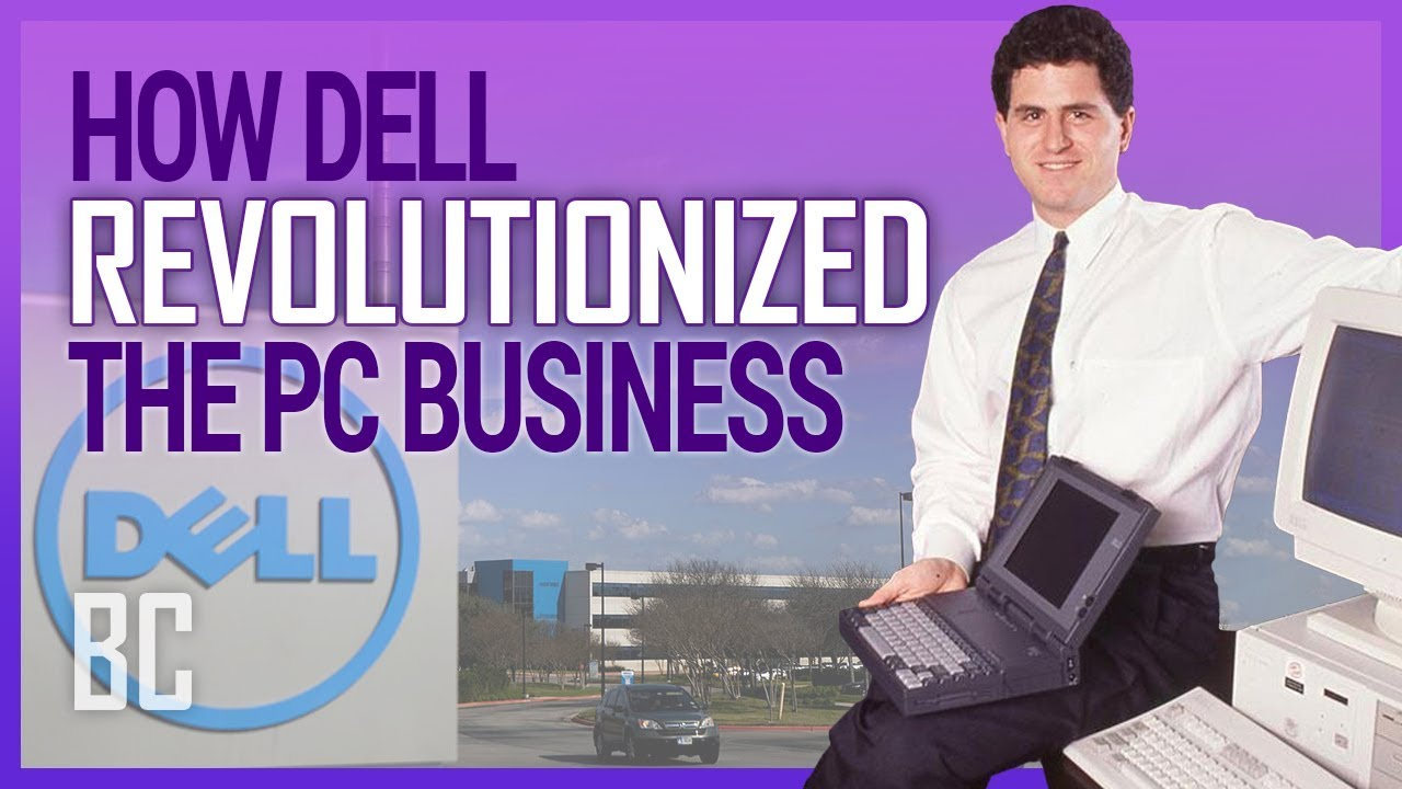Michael Dell: The Father of the PC Industry