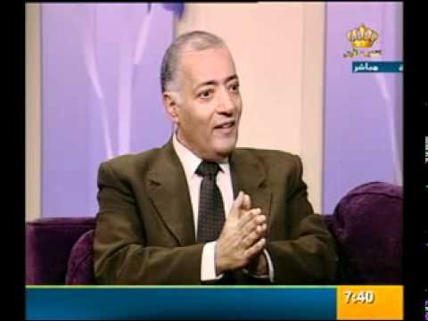 Dr. Amer jabarin Interview Jordan TV -Communication Strategy-part (2)