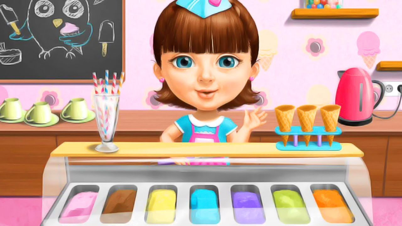 Aprende Hacer Helado Delicioso Juego Para Chicas Dulce Niña Verano Diversión 2 Juegos Infantiles Youtube