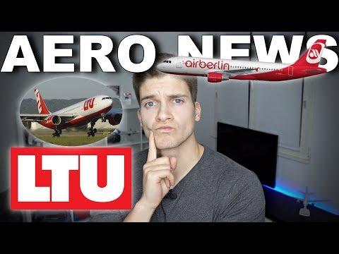 Zweite Chance für LTU? AeroNews