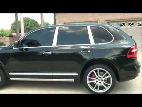2008 Porsche Cayenne Turbo Awd Navi 500 Hp For Sale See