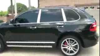 2008 PORSCHE CAYENNE TURBO AWD NAVI 500 HP FOR SALE SEE WWW SUNSETMILAN COM