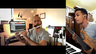 Beatz Jam by SharpEye & Davi Carvalho (Jazz Flute) (Bass) (FX)
