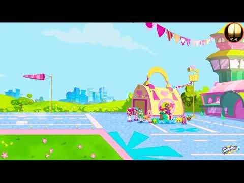 Shopkin World Vacation Trailer