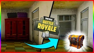 *NEW* Secret Chest Locations | Fortnite Battle Royale (New Map Update)