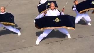 Display Drumband STIP Angkatan 55