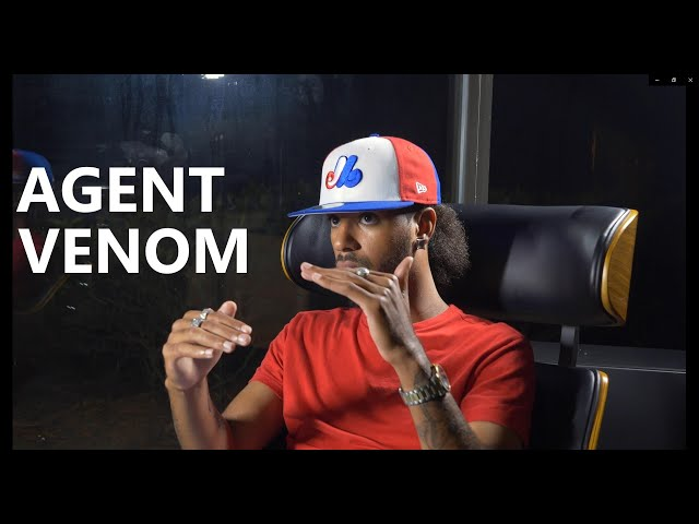 Agent Venom on living in NY, MIA & now Cali. Venom Recalls his Netflix deal and COVID setback [FULL]