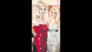 Mc La Reina Mala & Alina On Eros Show