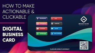 Best Alternative to Virtual Business Cards : Design Digital Cards