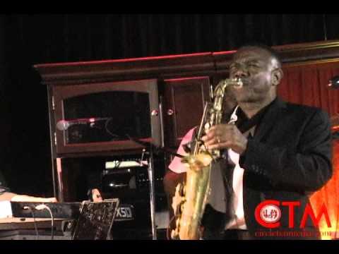 """Johnny James"" aka (Dr J) (World Renowned Musician) Artist/Sax Player (Live Performance)"