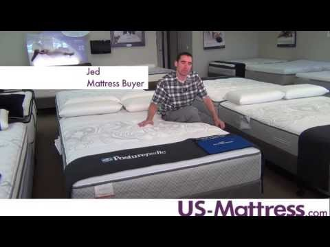 Sealy Posturepedic Classic Webster City Cushion Firm Mattress