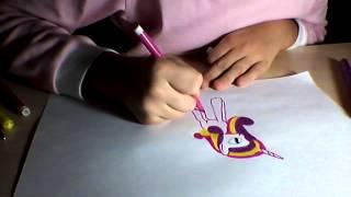 Как нарисовать пони принцесса Каденс Аликорн★(, 2014-12-07T09:00:51.000Z)