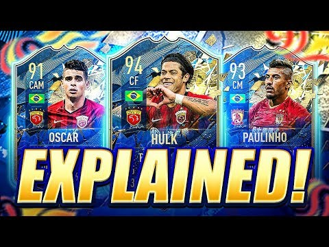 CHINESE LEAGUE TOTS COMING! PREDICTIONS! FIFA 20