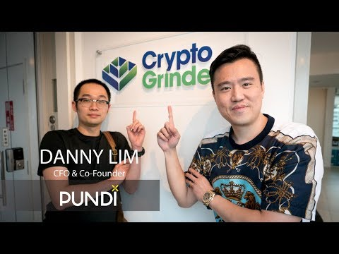 In Studio with Danny Lim, CFO & Co-Founder PundiX