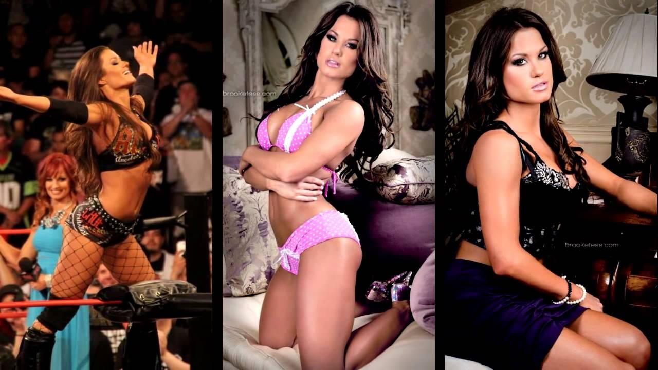 Brooke Adams TNA new images