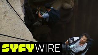 The Mummy Sneak Peek: Tom Cruise, Stuntman | Syfy Wire