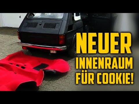 Die Inneren Werte... (Fiat 126 Innenraum)