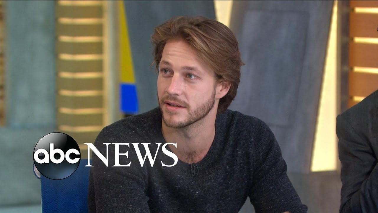 Hacksaw Ridge Luke Bracey Interview Youtube