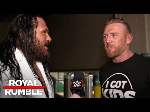 Heath Slater may have set a new Royal Rumble Match record: Exclusive, Jan. 28, 2018