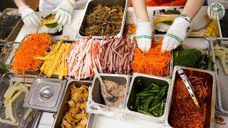 아침부터 하루종일 줄서서 먹는 김밥집 | 왕계란 김밥 …