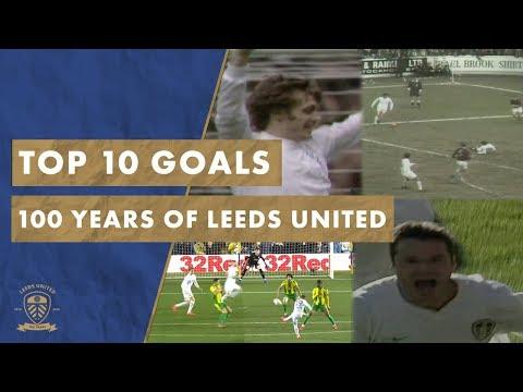 The Top 10 Goals In Leeds United's Centenary