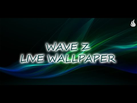 Wave Z Live Wallpaper - Apps on Google Play