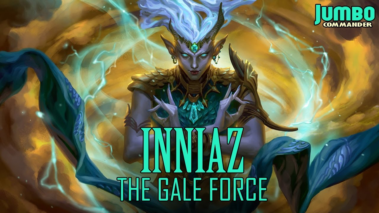 Inniaz the Gale Force Thieving Flyers