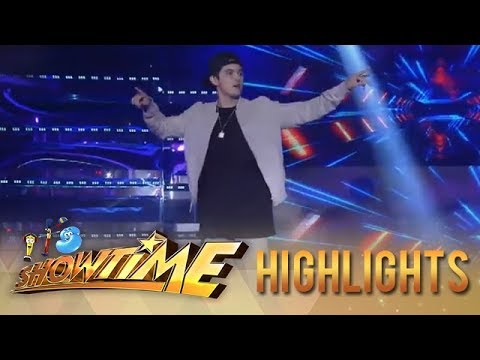 Its Showtime: James Reids electrifying performance of his songs