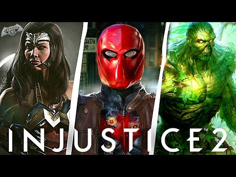 Injustice 2 - New Game Modes, Release Date, Confirmed Characters? (News Roundup)